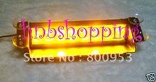 8 jogos/lotes 8 LED Strobe clignotant Grill d'urgence Light Car 8 LED Strobe Flashing pont Dash voyant(China (Mainland))