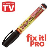 Free shipping by china post Kit Fix It Pro Pen,Clear coat scratch Repair-Filler and sealer 65pcs/lot