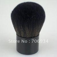 6pcs/lot Black Nylon Make Up Brushes makeup Brush Mushroom-shaped brushes Foundation brush 511