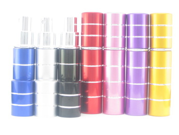 5pcs/lot 5ml Travel Refillable Perfume Spray Atomizer empty Perfume bottle,perfume packaging
