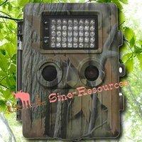 "12MP Wildview Waterproof Hunting Trail Camera ""NO Flash"" Uses 54 IR LEDs Night Vision Flash"