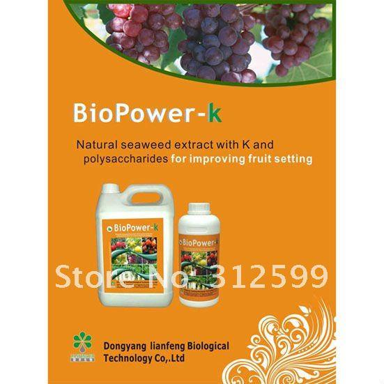 Factory direct sales Liquid compound seaweed fertilizer with Potassium(China (Mainland))