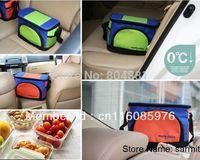 3072901 - Quality Portable Car Refrigerator Bag Cooler Bag Keep Warm Cool Car Lunch Bag Mini Travel Refrigerator Free Shipping