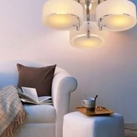 2014 Acrylic Ceiling Light with 3 lights