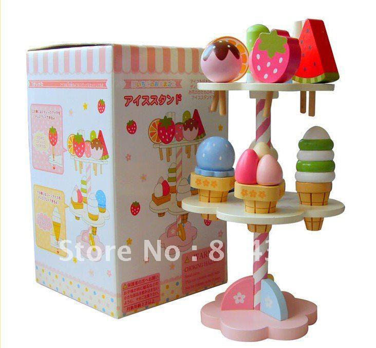 Fruitcake And Ice Cream Free Shipping Ice Cream Fruits