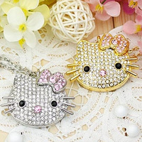 Wholesale Hello Kitty USB 2.0 Flash Pen Drive Disk Memory Sticks 1GB 2GB 4GB 8GB 16GB 32GB 64GB Wholesale