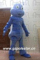 blue cartoon ant mascot costumes