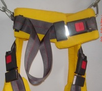 bungee harness, size adjustable