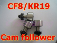 Hihg precision KR19 CF8 track needle roller bearing, Stud Type Cam Follower Roller Bearings curve roller bearings
