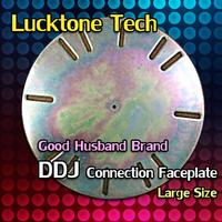 Connection Faceplate for Chandelier Hoist Remote Lighting Lifter DDJ50 & DDJ100