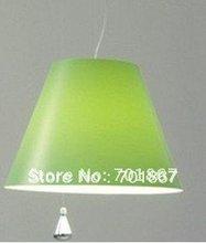 cheap green pendant light