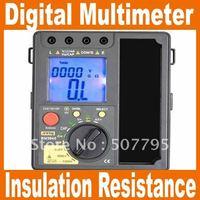 2 in 1 High quality BM3548 Digital Insulation Resistance Tester Meter + digital multimeter megger 1PCS Freeshipping