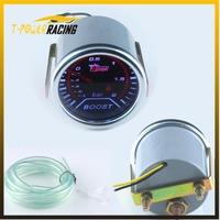 "2""(52mm) Smoke lens Turbo gauge Boost gauge  (-1~2 Bar) /auto gauge/auto meter/tachometer/car meter"