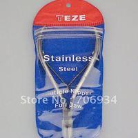 "Pedicure Toenail Nipper Pro12.2""Double Fork Handle Ingrown Toenail Nipper Manicure NailsTools"