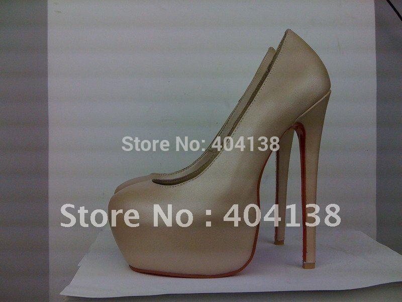 Туфли на высоком каблуке 14 16