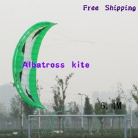 Pro Extreme 6.4M2 Kitesurfing kite for power traction 4 lines for Free Shipping