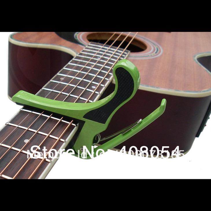 новые 10pcs/lot, быстро изменить capo гитары,
