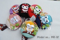 Japan!! Owl Makeup mirror /cosmetic mirror/(MR-18)