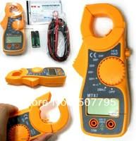 Dropshipping MT-87 Digital Meter Multimeter Clamp multimeter, freeshipping