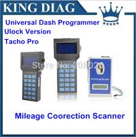 High Quality Tacho Pro 2008.07 Version Odometer Correction Tool Universal Dash Programmer 100% Unlocked Free Shipping