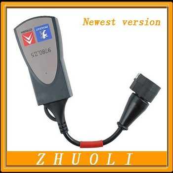 2013 lexia 3 citroen peugeot pp2000 diagbox diagnostic tool for Citroen and Peugeot cars with lowest price