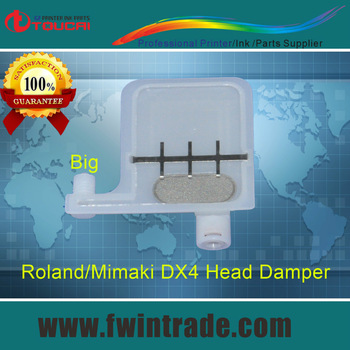 DX4 head damper big connector for Roland FJ SJ 540/640/740 SP 300/540i SC 540 545 SJ 645/745EX Mimaki JV3 JV4