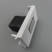 180 HDMI Wall plate HDMI connector with female to female