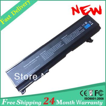 Laptop Battery PA3465U-1BRS for TOSHIBA Satellite A80, A85, A100, A105, A110, A130, A135,free shipping