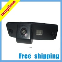 Free shipping--High resolution! CCD effect !special car rearview cameral for Kia new jiale,Borreg,Opirus,Sorento,,water proof