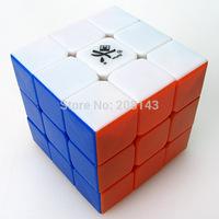 Dayan GuHong V2 3X3x3 Magic Cube Dayan Guhong Speed Cube Stickerless