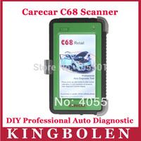2014 New Arrival Original CareCar C68 Retail DIY Professional Auto Diagnostic Tool C68 Update via Internet DHL Free Shipping