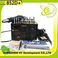 [new arrival][EMS free shipping] SAIKE, SK-852D+ welding station,hot sale,bga,rework,soldering station