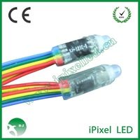 12MM round LED pixel light, LPD6803 / SM16703