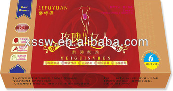 Herbal Plant Extract Vaginal anti-inflammation Warm uterus Capsule medicine