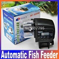 Freeshipping 2014 New Digital Automatic Aquarium auto Fish Feeder Food Fish Tank Food Auto Timer Aquarium auto pet feeder