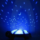 1Pcs Turtle Night Light Stars Constellation Lamp Toy #673(China (Mainland))
