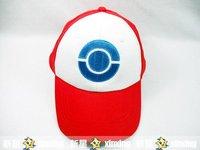free shipping 2014 new hot Pokemon cap Ash Diamond Pearl Hat Costume Hat Cap New Best Gift Baseball cap N01