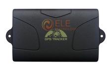 Long Standby Time GPS Tracker TK104 with  Waterproof Shell Internal and External Antenna Car GPS Tracker TK104(China (Mainland))