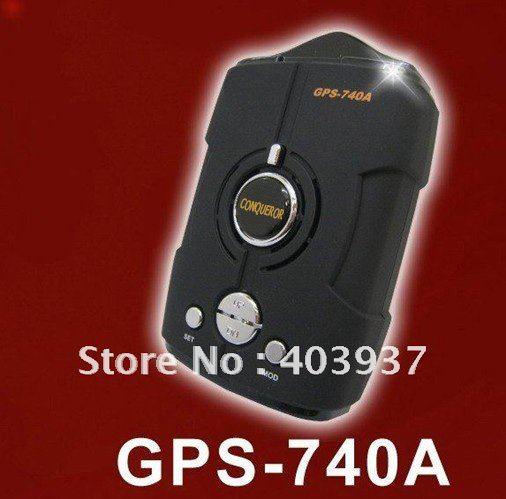 Охранная система Car super GPS Radar Detector Laser Detector Car Speed Controllor Detector