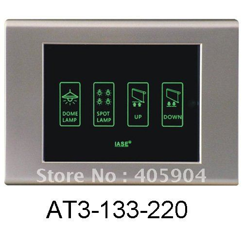 2013 Hotel Lamp and Curtain Remote Control Touch Screen Switch(China (Mainland))