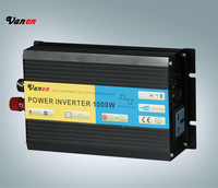 FACTORY PRICE 1000W Power Inverter peak power 2000W 12vdc to 110vAC or 220vAC With 5V500mA USB output High Quality