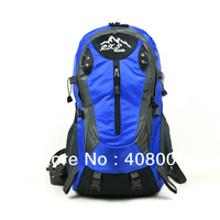 40L Free Shipping Outdoor camping hikking casual backpack sports backpack travel mountaineering bag