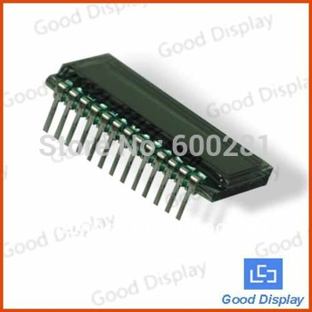 Small 4 digit TN lcd