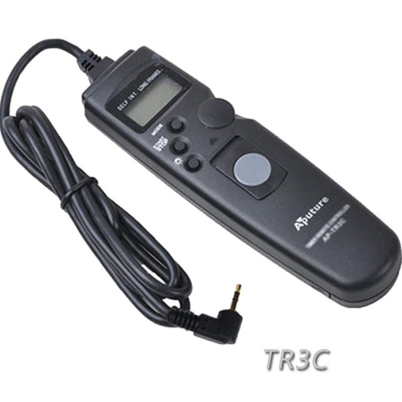 (Camera accessory ) Digital LCD Timer Remote AP-TR3C for 7D, 50D, 5D Mark II,1DMark IV, 1Ds Mark III, 1D Mark III,(China (Mainland))
