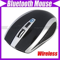 Free shipping/New Wireless 2.0 Bluetooth Mouse for Apple Macbook #3040