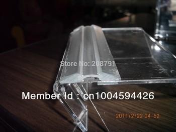 plastic hinge, clear hinge