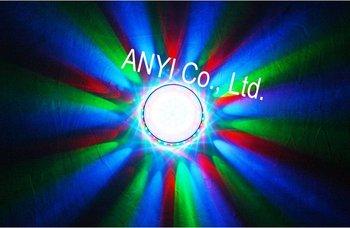 Wholesale RGB LED Light,Voltage AC100~250V Led Lamp Spotlight,LED Bulbs,New 100% Decorative Lamp,DIY Party Light,Free Shipping
