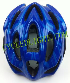 Blue Bicycle Adult Mens Bike Helmet / Cycling Bicycle BMX Adult Mens Bike Helmets /Free Shipping