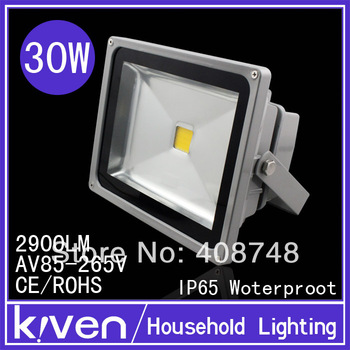 LED flood light AC85-265V,30W Warm white /Cool white RGB lamp 30w led spotlight Flood lamp Floodlight