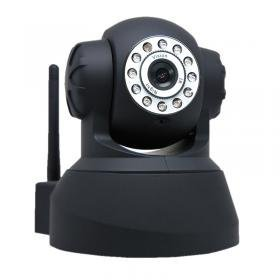 High quality low cost Indoor Dome  IR wireless ip camera with O/I Alarm ,PTZ,WIFI and Microphone